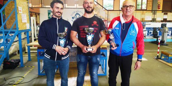 Distensione su panca Coppa Italia
